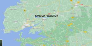 Dans quelle région se trouve Kersaint-Plabennec
