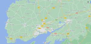 Dans quelle région se trouve La Forest-Landerneau