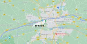 Dans quelle région se trouve La Riche