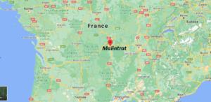 Dans quelle région se trouve Malintrat