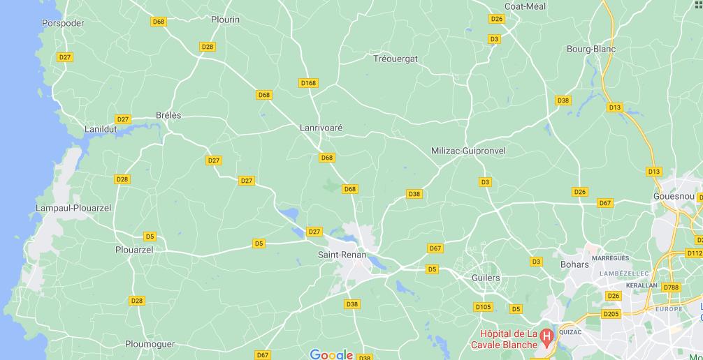 Dans quelle région se trouve Milizac