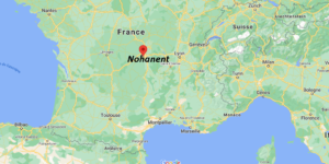 Dans quelle région se trouve Nohanent