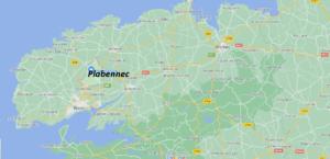 Dans quelle région se trouve Plabennec