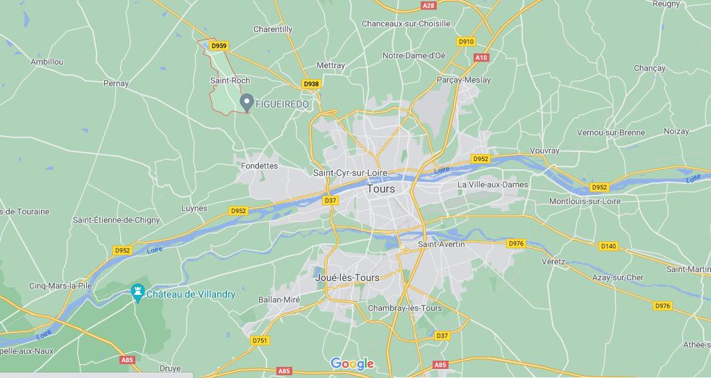Dans quelle région se trouve Saint-Roch
