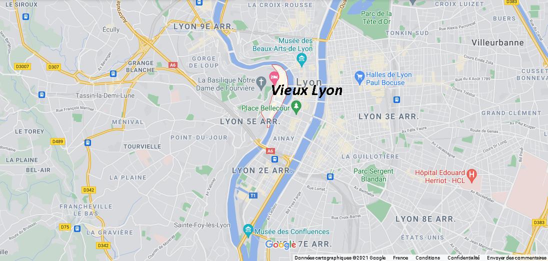 Où aller dans le Vieux Lyon