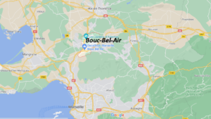 Où se situe Bouc-Bel-Air (Code postal 13320)
