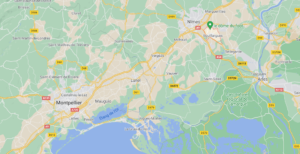 Où se situe Bouillargues (Code postal 30230)