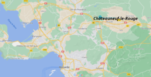Où se situe Châteauneuf-le-Rouge (Code postal 13790)