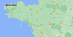 Où se situe Coat-Méal (29870)
