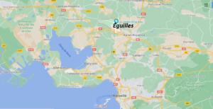 Où se situe Éguilles (Code postal 13510)