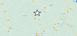 Où se situe Guipronvel (29290)