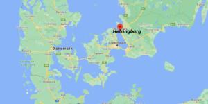 Où se situe Helsingborg