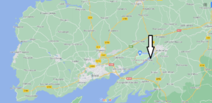 Où se situe La Forest-Landerneau (29800)