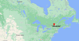 Où se situe Montréal