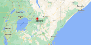 Où se situe Nakuru