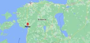 Où se situe Pärnu