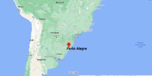 Où se situe Porto Alegre
