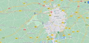 Où se situe Pruillé-le-Chétif (72700)
