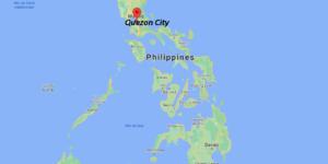 Où se situe Quezon City