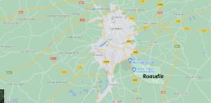 Où se situe Ruaudin (72230)