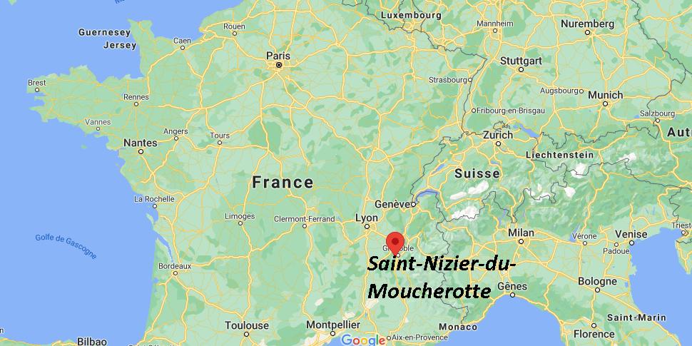 Où se situe Saint-Nizier-du-Moucherotte (38250)