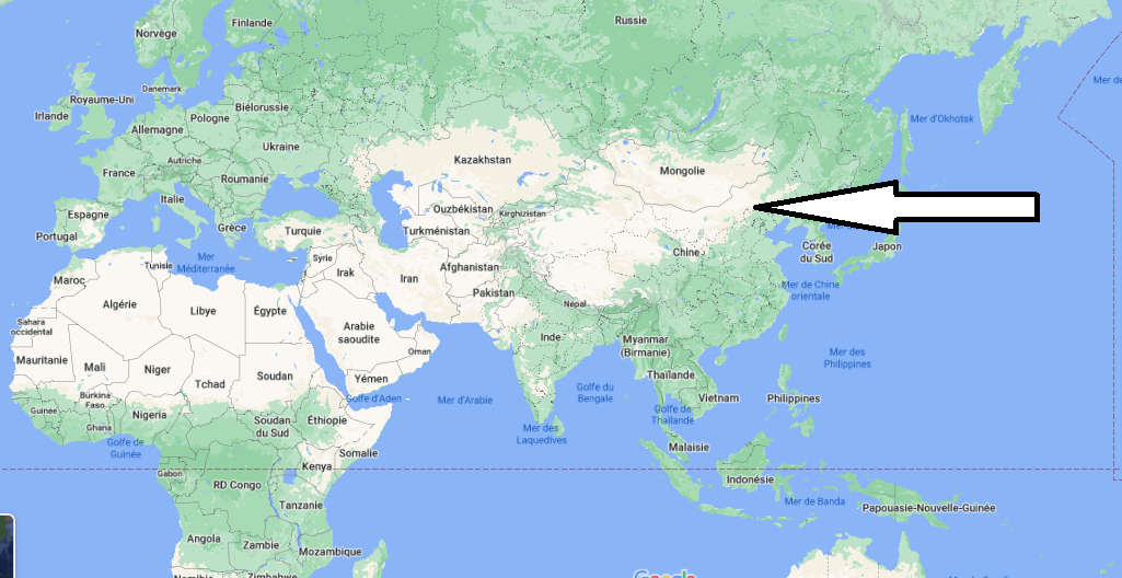 Où se situe Timor
