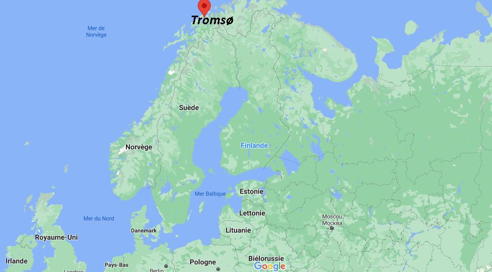 Où se situe Tromsø