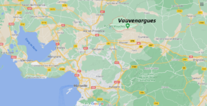 Où se situe Vauvenargues (Code postal 13126)