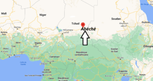 Où se trouve Abéché