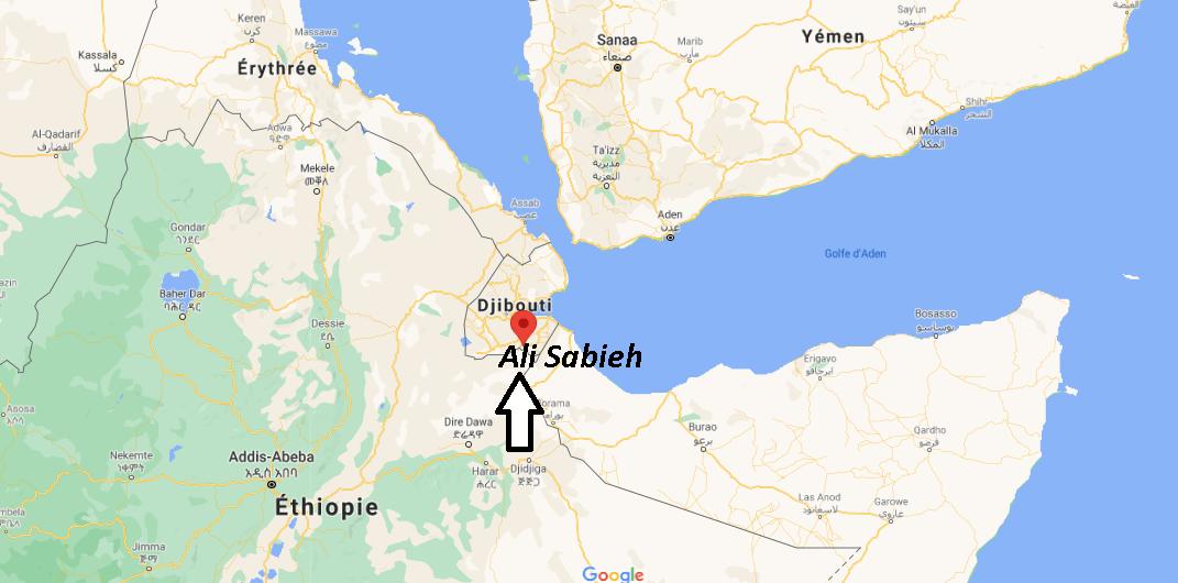 Où se trouve Ali Sabieh