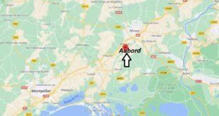 Où se trouve Aubord