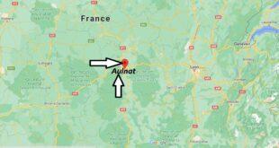Où se trouve Aulnat
