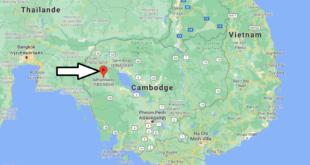 Où se trouve Battambang