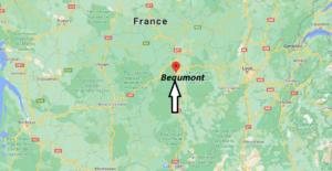 Où se trouve Beaumont