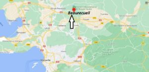 Où se trouve Beaurecueil