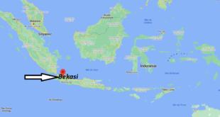 Où se trouve Bekasi