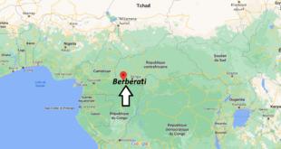 Où se trouve Berbérati
