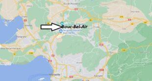 Où se trouve Bouc-Bel-Air