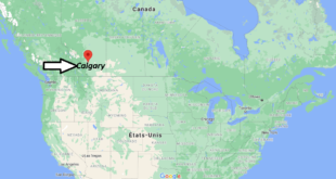 Où se trouve Calgary