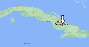Où se trouve Camagüey