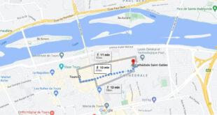 Où se trouve Cathédrale Saint-Gatien