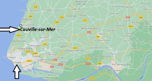 Où se trouve Cauville-sur-Mer