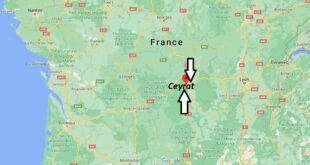 Où se trouve Ceyrat