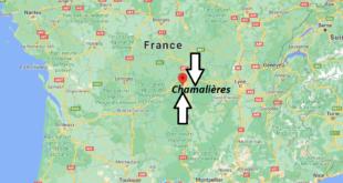 Où se trouve Chamalières