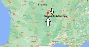 Où se trouve Chanat-la-Mouteyre
