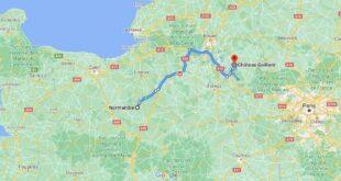 Où se trouve Château-gaillard