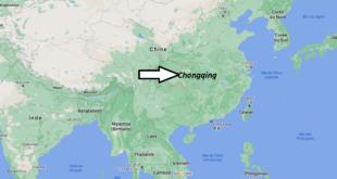 Où se trouve Chongqing