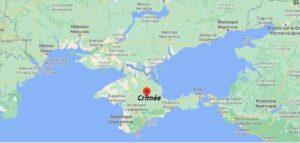 Où se trouve Crimée
