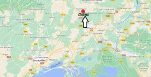 Où se trouve Dions