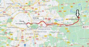 Où se trouve Disneyland Paris